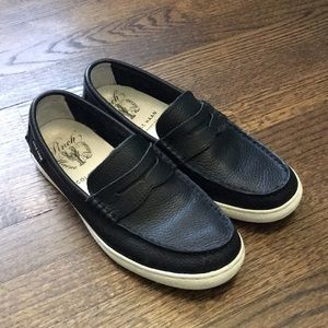 Cole Haan shoes-Black-Leather